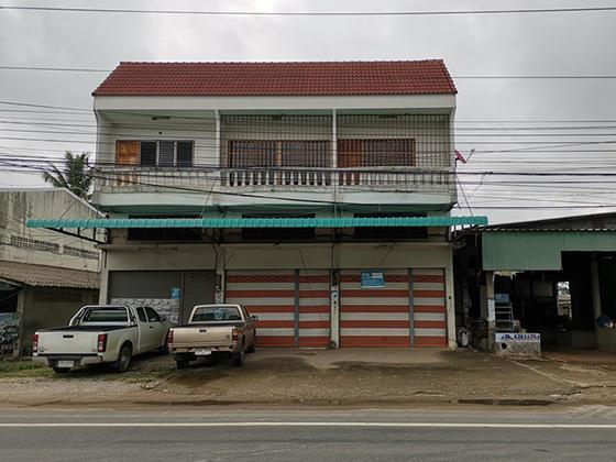 อาคารพาณิชย์หลุดจำนอง ธ.ธนาคารทหารไทย เชียงใหม่ แม่อาย แม่สาว