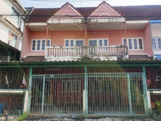 ทาวน์เฮ้าส์หลุดจำนอง ธ.ธนาคารทหารไทย กรุงเทพมหานคร ตลิ่งชัน บางระมาด