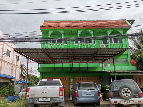 อาคารพาณิชย์หลุดจำนอง ธ.ธนาคารทหารไทย ชัยภูมิ เมืองชัยภูมิ โพนทอง