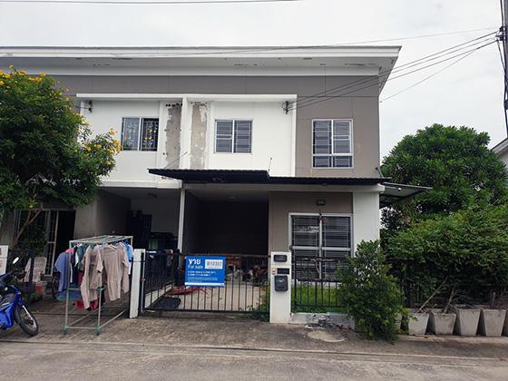 ทาวน์เฮ้าส์หลุดจำนอง ธ.ธนาคารทหารไทย ปทุมธานี เมืองปทุมธานี บางพูน
