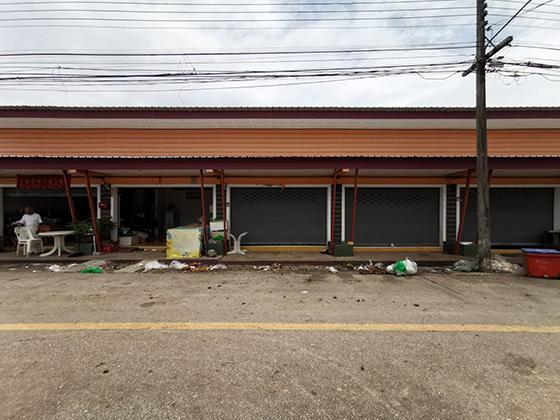 ตึกแถวหลุดจำนอง ธ.ธนาคารทหารไทย กระบี่ เหนือคลอง เหนือคลอง
