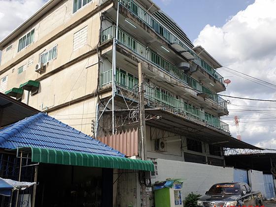 โรงงานหลุดจำนอง ธ.ธนาคารทหารไทย กรุงเทพมหานคร บางขุนเทียน แสมดำ