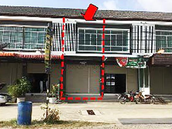 อาคารพาณิชย์หลุดจำนอง ธ.ธนาคารทหารไทย นครศรีธรรมราช เมืองนครศรีธรรมราช โพธิ์เสด็จ
