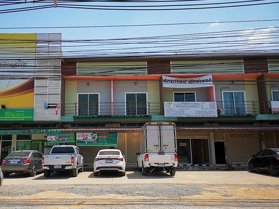 อาคารพาณิชย์หลุดจำนอง ธ.ธนาคารทหารไทย สุราษฎร์ธานี พุนพิน ท่าโรงช้าง