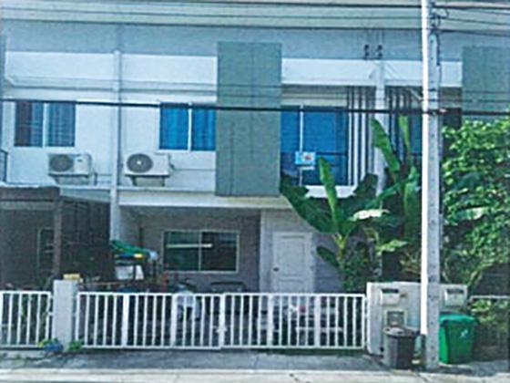 ทาวน์เฮ้าส์หลุดจำนอง ธ.ธนาคารทหารไทย กรุงเทพมหานคร ประเวศ ประเวศ