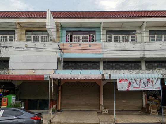 อาคารพาณิชย์หลุดจำนอง ธ.ธนาคารทหารไทย มหาสารคาม เมืองมหาสารคาม ตลาด