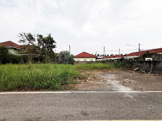 ที่ดินเปล่าหลุดจำนอง ธ.ธนาคารทหารไทย สุราษฎร์ธานี เมืองสุราษฎร์ธานี มะขามเตี้ย