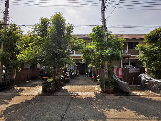 ทาวน์เฮ้าส์หลุดจำนอง ธ.ธนาคารทหารไทย ฉะเชิงเทรา เมืองฉะเชิงเทรา คลองหลวงแพ่ง