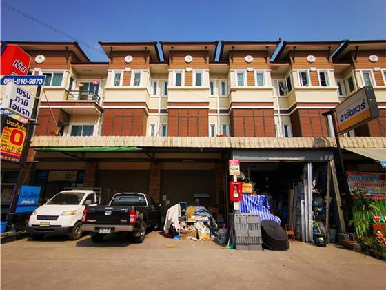 อาคารพาณิชย์หลุดจำนอง ธ.ธนาคารทหารไทย ชลบุรี เมืองชลบุรี ดอนหัวฬ่อ