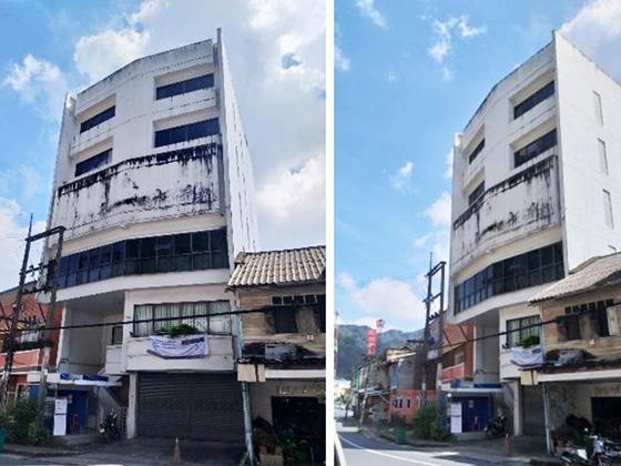 สำนักงานหลุดจำนอง ธ.ธนาคารทหารไทย พังงา เมืองพังงา ท้ายช้าง