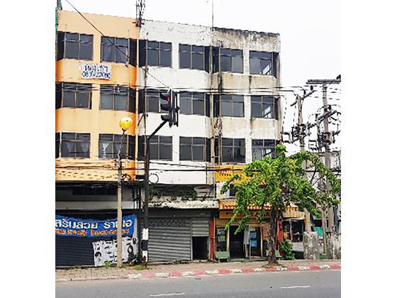 อาคารพาณิชย์หลุดจำนอง ธ.ธนาคารทหารไทย ปทุมธานี เมืองปทุมธานี บางขะแยง