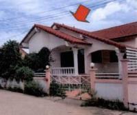 บ้านเดี่ยวหลุดจำนอง ธ.ธนาคารอาคารสงเคราะห์ ชลบุรี ศรีราชา สุรศักดิ์