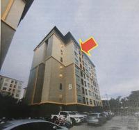 คอนโดหลุดจำนอง ธ.ธนาคารอาคารสงเคราะห์ ชลบุรี ศรีราชา ทุ่งสุขลา