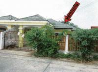 บ้านแฝดหลุดจำนอง ธ.ธนาคารอาคารสงเคราะห์ สุพรรณบุรี อู่ทอง จรเข้สามพัน