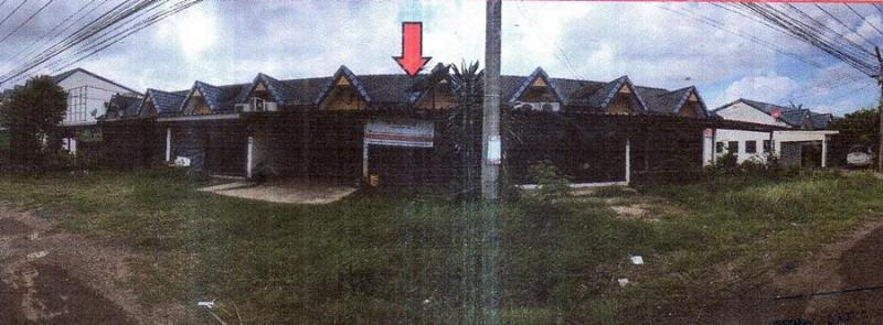 อาคารพาณิชย์หลุดจำนอง ธ.ธนาคารอาคารสงเคราะห์ บุรีรัมย์ นางรอง หนองโบสถ์
