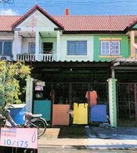 ทาวน์เฮ้าส์หลุดจำนอง ธ.ธนาคารอาคารสงเคราะห์ ปทุมธานี เมืองปทุมธานี สวนพริกไทย