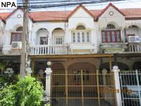 ทาวน์เฮ้าส์หลุดจำนอง ธ.ธนาคารอาคารสงเคราะห์ กรุงเทพมหานคร มีนบุรี บางชัน
