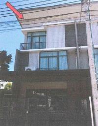 ทาวน์เฮ้าส์หลุดจำนอง ธ.ธนาคารอาคารสงเคราะห์ นนทบุรี ปากเกร็ด บ้านใหม่