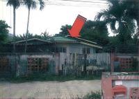 บ้านเดี่ยวหลุดจำนอง ธ.ธนาคารอาคารสงเคราะห์ สงขลา เมืองสงขลา เขารูปช้าง