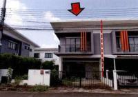 บ้านแฝดหลุดจำนอง ธ.ธนาคารอาคารสงเคราะห์ เชียงใหม่ สันกำแพง ต้นเปา