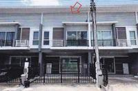 ทาวน์เฮ้าส์หลุดจำนอง ธ.ธนาคารอาคารสงเคราะห์ อุดรธานี เมืองอุดรธานี บ้านเลื่อม