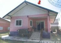 บ้านเดี่ยวหลุดจำนอง ธ.ธนาคารอาคารสงเคราะห์ ประจวบคีรีขันธ์ ปราณบุรี ปากน้ำปราณ