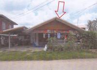 บ้านเดี่ยวหลุดจำนอง ธ.ธนาคารอาคารสงเคราะห์ อุดรธานี กุดจับ สร้างก่อ