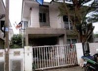 บ้านแฝดหลุดจำนอง ธ.ธนาคารอาคารสงเคราะห์ พระนครศรีอยุธยา บางปะอิน สามเรือน