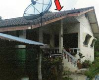 บ้านเดี่ยวหลุดจำนอง ธ.ธนาคารอาคารสงเคราะห์ อุบลราชธานี วารินชำราบ คำน้ำแซบ