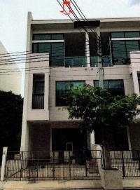 ทาวน์เฮ้าส์หลุดจำนอง ธ.ธนาคารอาคารสงเคราะห์ นนทบุรี ปากเกร็ด บางตลาด