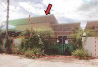 บ้านแฝดหลุดจำนอง ธ.ธนาคารอาคารสงเคราะห์ ลำพูน เมืองลำพูน บ้านกลาง
