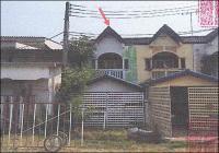 ทาวน์เฮ้าส์หลุดจำนอง ธ.ธนาคารอาคารสงเคราะห์ สระบุรี บ้านหมอ บางโขมด