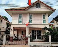 บ้านแฝดหลุดจำนอง ธ.ธนาคารอาคารสงเคราะห์ ปทุมธานี เมืองปทุมธานี หลักหก