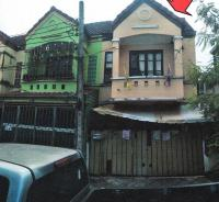 ทาวน์เฮ้าส์หลุดจำนอง ธ.ธนาคารอาคารสงเคราะห์ นนทบุรี เมืองนนทบุรี บางกร่าง