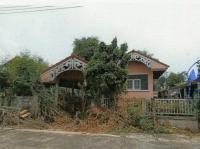 บ้านเดี่ยวหลุดจำนอง ธ.ธนาคารอาคารสงเคราะห์ ปทุมธานี ธัญบุรี บึงสนั่น