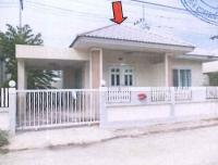 บ้านเดี่ยวหลุดจำนอง ธ.ธนาคารอาคารสงเคราะห์ ประจวบคีรีขันธ์ หัวหิน -