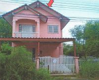 บ้านเดี่ยวหลุดจำนอง ธ.ธนาคารอาคารสงเคราะห์ ปทุมธานี ลำลูกกา ลำไทร