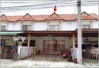 ทาวน์เฮ้าส์หลุดจำนอง ธ.ธนาคารอาคารสงเคราะห์ ชลบุรี เมืองชลบุรี นาป่า