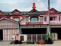 ทาวน์เฮ้าส์หลุดจำนอง ธ.ธนาคารอาคารสงเคราะห์ ปทุมธานี เมืองปทุมธานี บางคูวัด