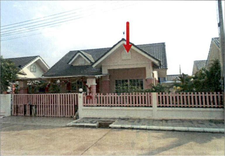 บ้านเดี่ยวหลุดจำนอง ธ.ธนาคารอาคารสงเคราะห์ ระยอง ปลวกแดง ปลวกแดง