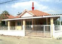บ้านเดี่ยวหลุดจำนอง ธ.ธนาคารอาคารสงเคราะห์ ระยอง ปลวกแดง มาบยางพร