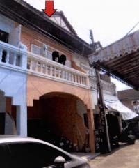 ทาวน์เฮ้าส์หลุดจำนอง ธ.ธนาคารอาคารสงเคราะห์ ชลบุรี บางละมุง นาเกลือ