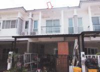 ทาวน์เฮ้าส์หลุดจำนอง ธ.ธนาคารอาคารสงเคราะห์ นนทบุรี บางใหญ่ เสาธงหิน