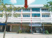 อาคารพาณิชย์หลุดจำนอง ธ.ธนาคารอาคารสงเคราะห์ สุพรรณบุรี สามชุก ย่านยาว