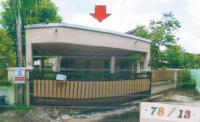 บ้านเดี่ยวหลุดจำนอง ธ.ธนาคารอาคารสงเคราะห์ ตรัง เมืองตรัง นาตาล่วง