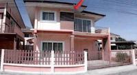 บ้านเดี่ยวหลุดจำนอง ธ.ธนาคารอาคารสงเคราะห์ ชลบุรี เมืองชลบุรี เหมือง