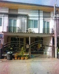 ทาวน์เฮ้าส์หลุดจำนอง ธ.ธนาคารอาคารสงเคราะห์ นนทบุรี เมืองนนทบุรี บางศรีเมือง