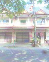 อาคารพาณิชย์หลุดจำนอง ธ.ธนาคารอาคารสงเคราะห์ สงขลา หาดใหญ่ บ้านพรุ