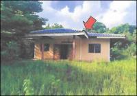 บ้านเดี่ยวหลุดจำนอง ธ.ธนาคารอาคารสงเคราะห์ ราชบุรี บ้านโป่ง ท่าผา