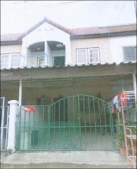 ทาวน์เฮ้าส์หลุดจำนอง ธ.ธนาคารอาคารสงเคราะห์ ชลบุรี บ้านบึง หนองซ้ำซาก